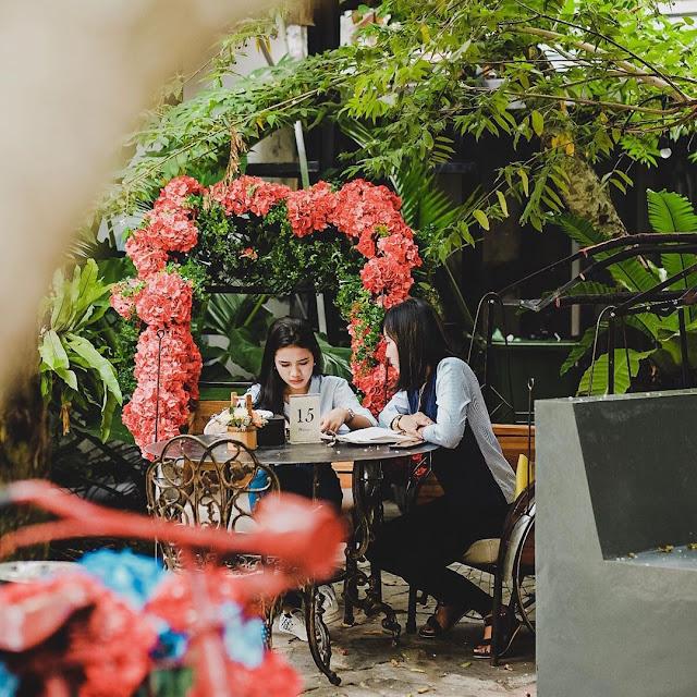 The Canopy Cafe Destinasi Tempat Nongkrong di Jogja 2020