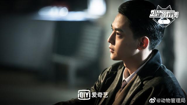 Bureau of Transformer science fiction drama
