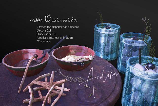 andika Group Gift [andika quick sunak set]