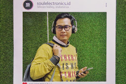 Kerennya 5 Headset Wireless Soul Electronics Terbaru