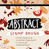 Procreate Abstract Shape Stamp Brushset Free Download