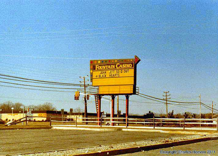 The Fountain Casino club route 35 north Aberdeen, New Jersey