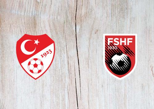 Turkey vs Albania -Highlights 11 October 2019