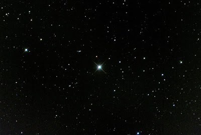 possible signal star HD 164595 by Ian Wheelband