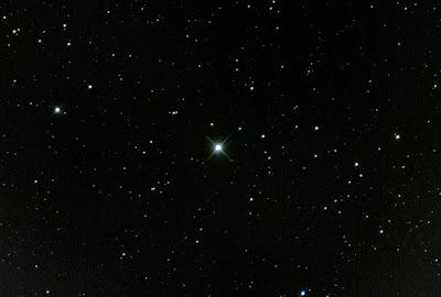 possible signal star HD 164595 by Ian Wheelband