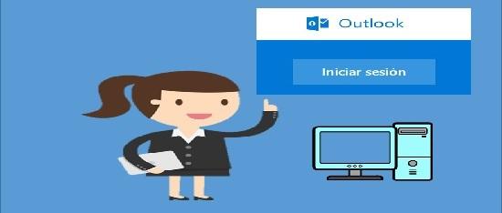 Pasos para acceder a Outlook.com
