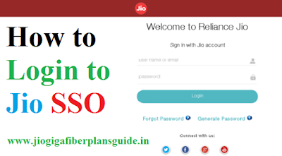 How to Login to Jio SSO