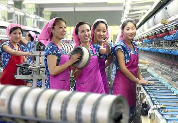 DPRK Women Contributing to National Prosperity