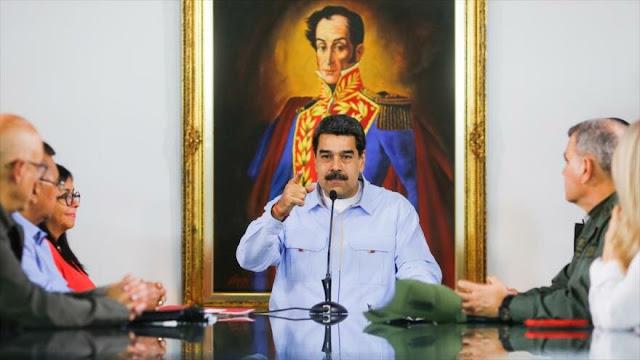 Maduro urge al Gobierno de Chile a cesar la represión contra pueblo