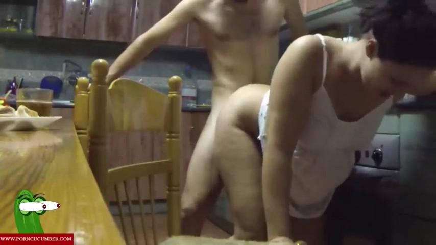 Trepando na Cozinha