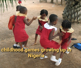 Ten ten childhood nigerian game