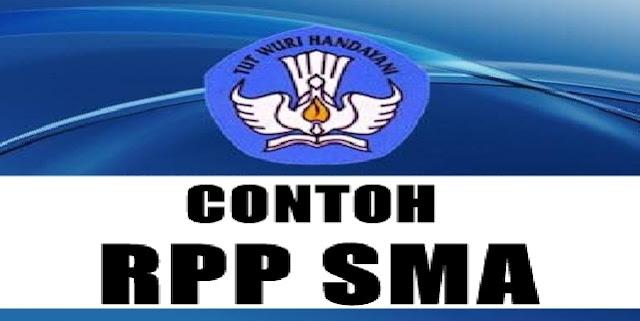 Contoh RPP SMA dan Silabus