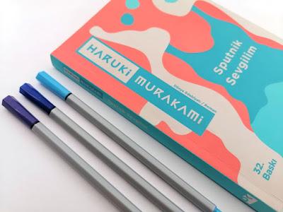 Sputnik Sevgilim,Haruki Murakami,Ali Volkan Erdemir,Aşk,Edebiyat,Roman,Doğan Kitap,Kitap Yorumları,kitap yorumu,