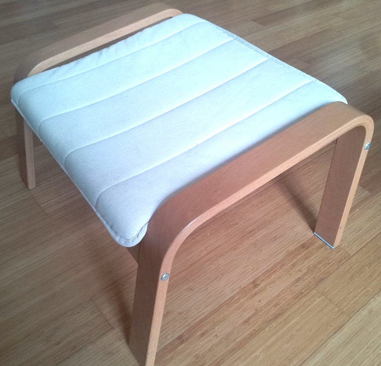 Diy 3d Printing Ikea Footstool Hacked Into A 3d Printer