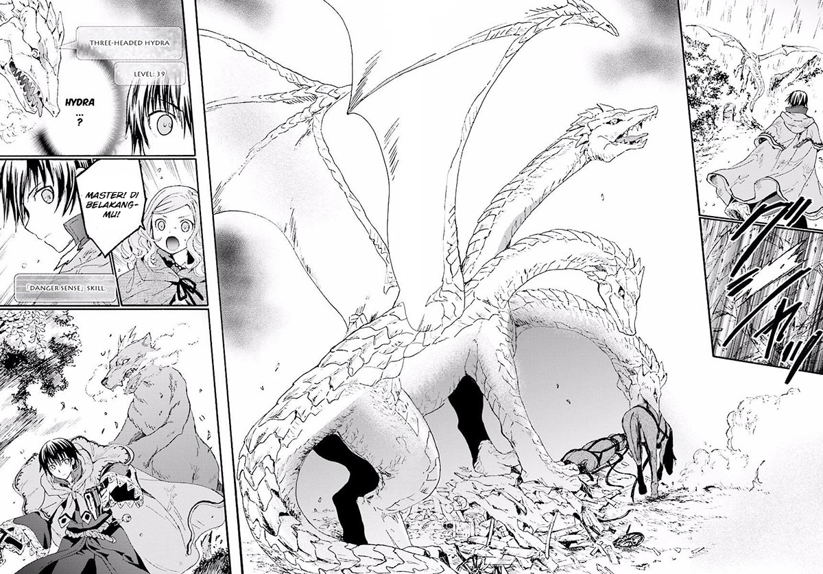 Baca Komik Death March Chapter 33 Bahasa Indonesia