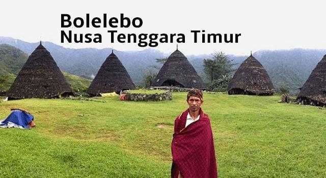 Lirik Lagu Bolelebo