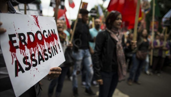 Berlín: Erdogan ataca a Alemania para encubrir sus problemas