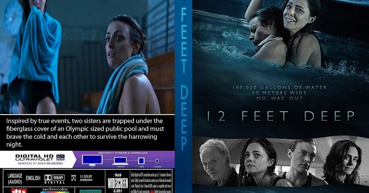 Kim Jacobs Ug 12 Feet Deep Movie 2017 Dvd Cover