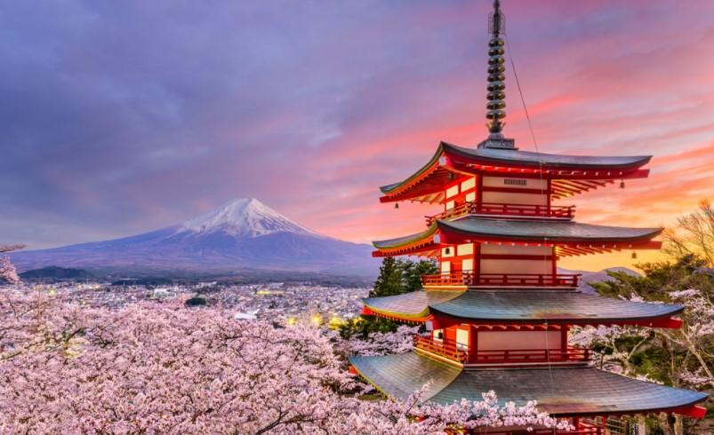 uzakdoğu romantik balayı yerleri japonya