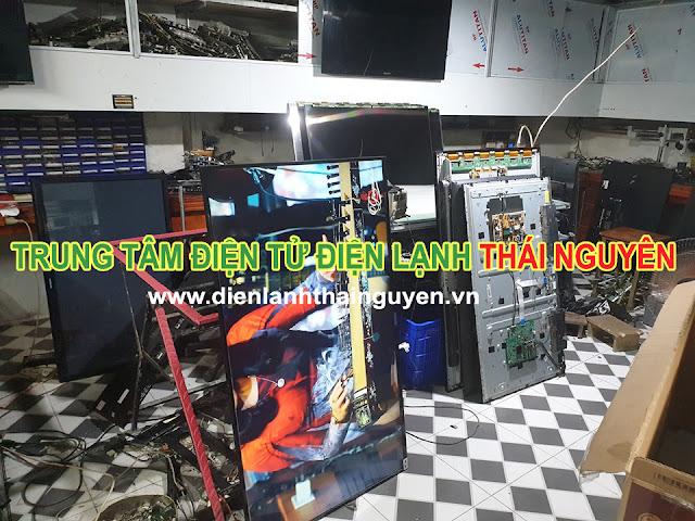 Hình ảnh Sửa tivi tcl tại thái nguyên