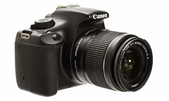 Harga Harga Camera DSLR Canon EOS 1100D dan Spesifikasi Lengkap