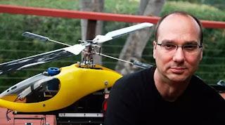 Penemu Sistem Operasi Android, Andy Rubin