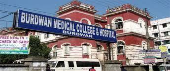 Burdwan Medical College (BMC) courses, eligibility, fees.