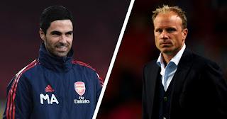 former Arsenal full-back backs Bergkamp to join Arteta's coaching staff