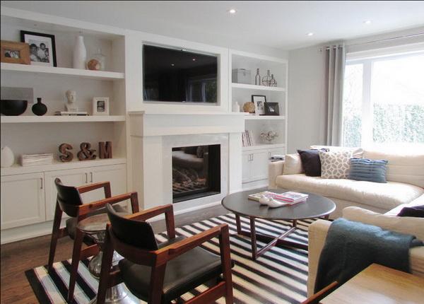 Fabulous Modern Living Room Designs - Stylish Mode