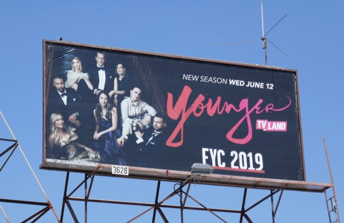 Younger season 6 FYC 2019 billboard