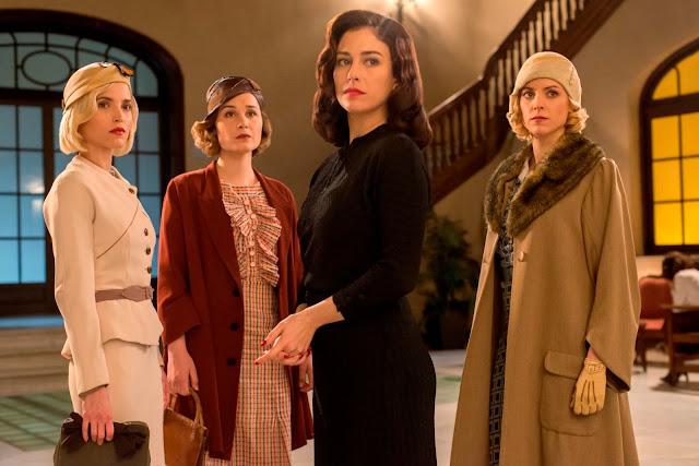 'Las Chicas del Cable' primeras imágenes de la tercera temporada