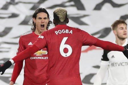 Man Utd struggling to keep Cavani, Pogba fit for Chelsea duel