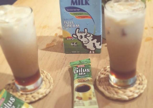 Resep Es Kopi Susu Ala Cafe