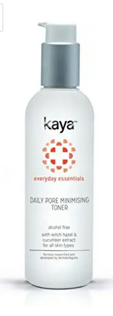 kaya pore minimizing toner review
