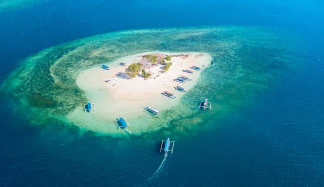 Tempat Wisata Romantis di Lombok Gili Kedis