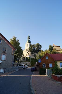 Szczytna kościół św. Jana Chrzciciela