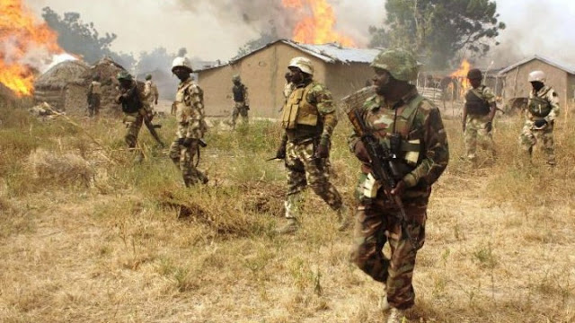 Three soldiers killed, eight injured as troops, Boko Haram terrorists clash in Borno