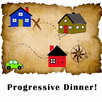 Family Strong Progressive Dinner Party