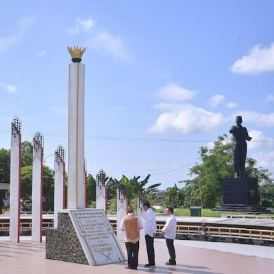 Tugu Soekarno Kalimantan Tengah