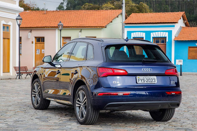 Novo Audi Q5 2018 Ambition