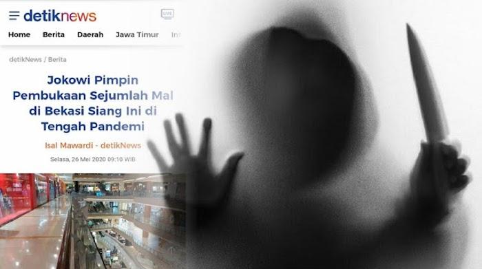 Jurnalis Diancam Dibunuh, Rachland: Inikah Warisan Kepemimpinan Jokowi?