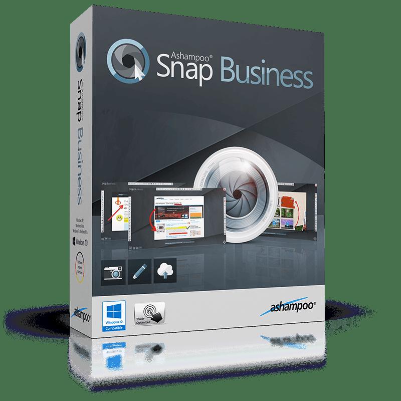 Ashampoo Snap 10 Business Full Key Serial - Lisans Bul