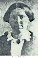 Image: Mary Jane Tribble (1822-1859).