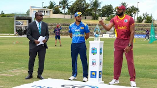 Cricket Highlightsz - West Indies vs Sri Lanka 1st ODI 2021 Highlights