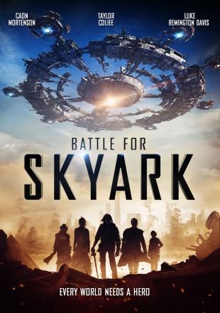 Battle For Skyark 2015 BRRip 480p 300Mb Hindi-English