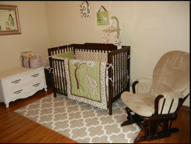 decorar habitacion bebe adhesivos