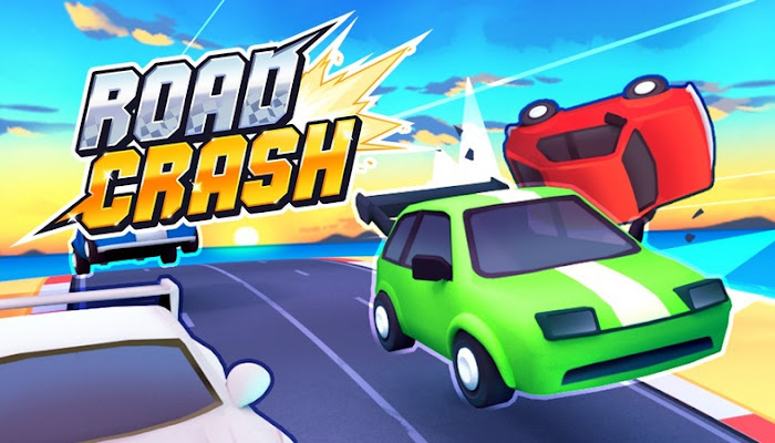 Free Game: ROAD CRASH