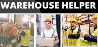Warehouse Helper Job Recruitment in  Printing and Packaging Company Dubai, UAE