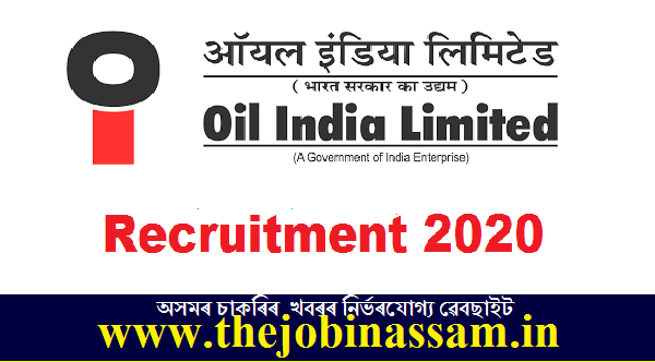 Oil India Limited Recruitment 2020: Apply Online For 200 Apprentice Posts