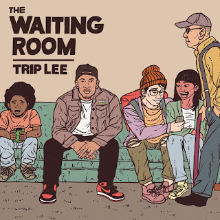 Trip Lee - The Waiting Room (2016) - Album Download, Itunes Cover, Official Cover, Album CD Cover Art, Tracklist